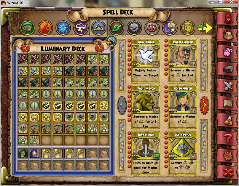 death wizard101 spells - photo #14